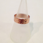 Copper Sample Ring